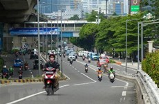 Fitch redeuce pronóstico de crecimiento económico de Indonesia a dos por ciento en 2020