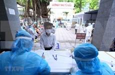 Hanoi insta a realizar rápido pruebas de PCR a ciudadanos con regreso de Da Nang