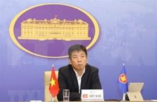 ASEAN y Canadá acuerdan fortalecer cooperación económica y comercial