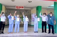 Recuperada paciente de COVID-19 en distrito vietnamita de Phu Quoc