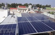 Aumenta en Vietnam consumo familiar de energía solar