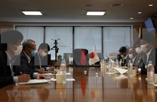 Japón se compromete a apoyar a aprendices vietnamitas afectados por el COVID-19