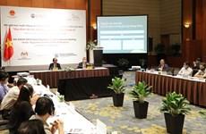ASEAN busca mejorar regulaciones para el impulso económico en medio de pandemia