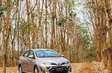 Bajan las ventas de automóviles en Vietnam durante los primeros siete meses
