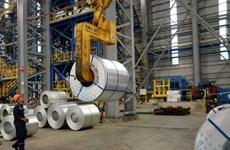 Aumenta exportación de acero de grupo vietnamita a pesar de COVID-19