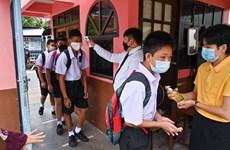 Tailandia permitirá mañana reabrir escuelas