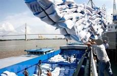 Aumentan las exportaciones de arroz de Vietnam casi un 11 por ciento