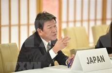 Canciller japonés inicia visita oficial a Singapur