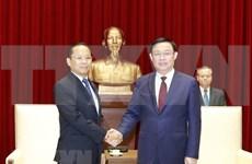 Hanoi impulsa cooperación con localidades camboyanas