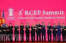 Proceso de negociación de RCEP entra en etapa final