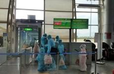 Vietjet transporta 230 pasajeros atrapados en ciudad de Da Nang a Hanoi