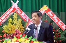 Efectúan en provincia vietnamita asamblea partidista a nivel distrital