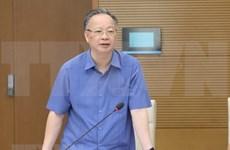 Nguyen Van Suu designado para dirigir actividades del Comité Popular de Hanoi