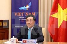 Pide Vietnam mayor cooperación internacional en lucha contra pandemia