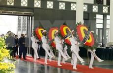Dirigentes mundiales extienden condolencias por deceso de exdirigente partidista vietnamita