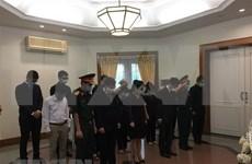 Rinden homenaje póstumo al exsecretario general Le Kha Phieu en varios países
