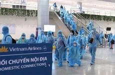 Vietnam Airlines traslada a turistas atrapados en Da Nang a Ciudad Ho Chi Minh