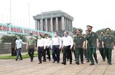 Mausoleo de Ho Chi Minh, reabierto a visitantes a partir de hoy
