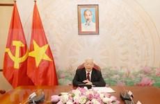 Felicita Vietnam a Congo por aniversario 60 de su Día Nacional