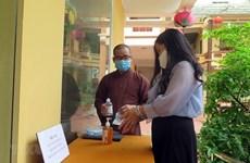 Sangha Budista de Vietnam sugiere celebrar en línea ceremonias de gratitud Vu Lan
