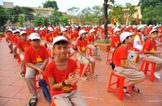 Vietnam organizará apertura del nuevo curso escolar en línea