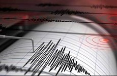 Reportan sismo de magnitud 4,3 en provincia montañosa vietnamita