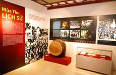 Exhibirán objetos con valor histórico sobre la Revolución de Agosto de Vietnam