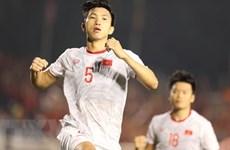 Vietnam se prepara para defender título de campeón del fútbol en SEA GAMES 31