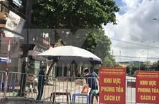 Hanoi localiza y desinfecta zona de nuevo paciente del COVID-19