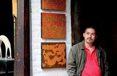 Honran a artista vietnamita con el Premio Internacional de Jeonju