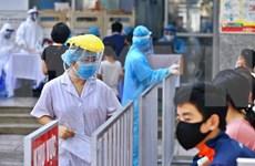 Alertan sobre alto riesgo de contagio del COVID- 19 en hospitales y restaurantes de Hanoi