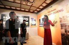 Inauguran exhibición sobre la Revolución de Agosto de Vietnam en Hanoi