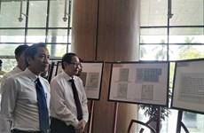 Celebran en Hanoi exposición temática sobre movimiento de emulación patriótica