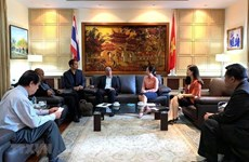 Vietnam y Tailandia fortalecen cooperación en veterinario y cuarentena animal