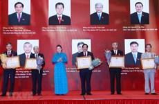 Celebran en Vietnam aniversario 75 del Congreso de Tan Trao y la Revolución de Agosto