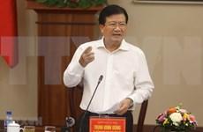 Instan en Vietnam a acelerar desembolso de inversión pública en el sector agrícola