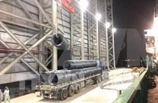 Empresa vietnamita de acero amplía sus exportaciones a África
