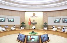 Premier vietnamita insta a centrar esfuerzos para la recuperación económica