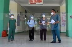Reportan otros dos recuperados del COVID-19 en Da Nang