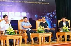 Aplican inteligencia artificial para restablecer actividades empresariales en medio del COVID- 19