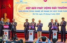 Lanzan el premio para productos digitales 'Make in Vietnam'
