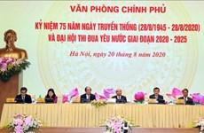 Primer ministro de Vietnam insta a Oficina gubernamental a mejorar su papel de asesoramiento