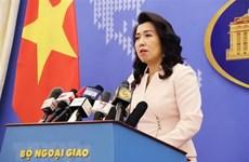Condenan violación de soberanía insular de Vietnam por parte de China