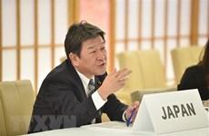 Canciller de Japón realiza gira por Papúa Nueva Guinea, Camboya, Laos y Myanmar
