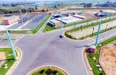 Entran en operación mayoría de proyectos en zona industrial de provincia vietnamita