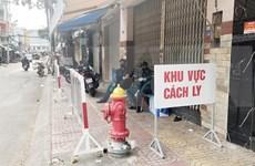 Detectan caso reincidente del COVID-19 en Ciudad Ho Chi Minh