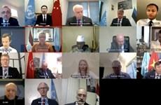 Vietnam pide garantizar entorno de seguridad favorable en Siria