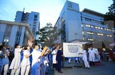 Hospital E en Hanoi vuelve a funcionar