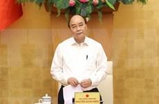 Pide premier de Vietnam redoblar capacidad para realizar pruebas de COVID-19