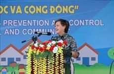 Desarrollan campaña en Vietnam para animar a niños a encontrar diversión en casa durante el COVID-19